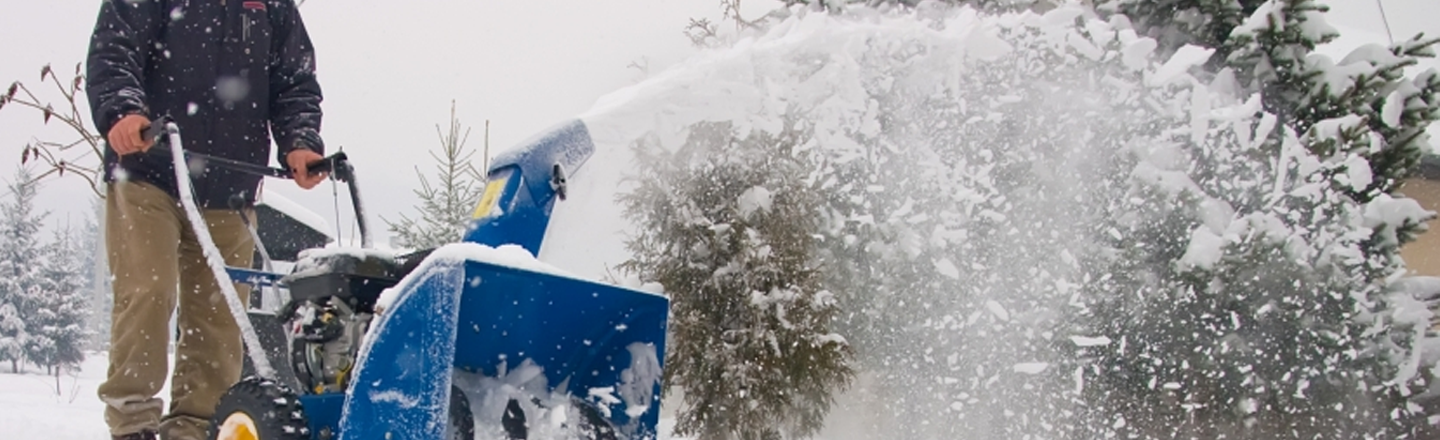 Residential Snow Removal Packages