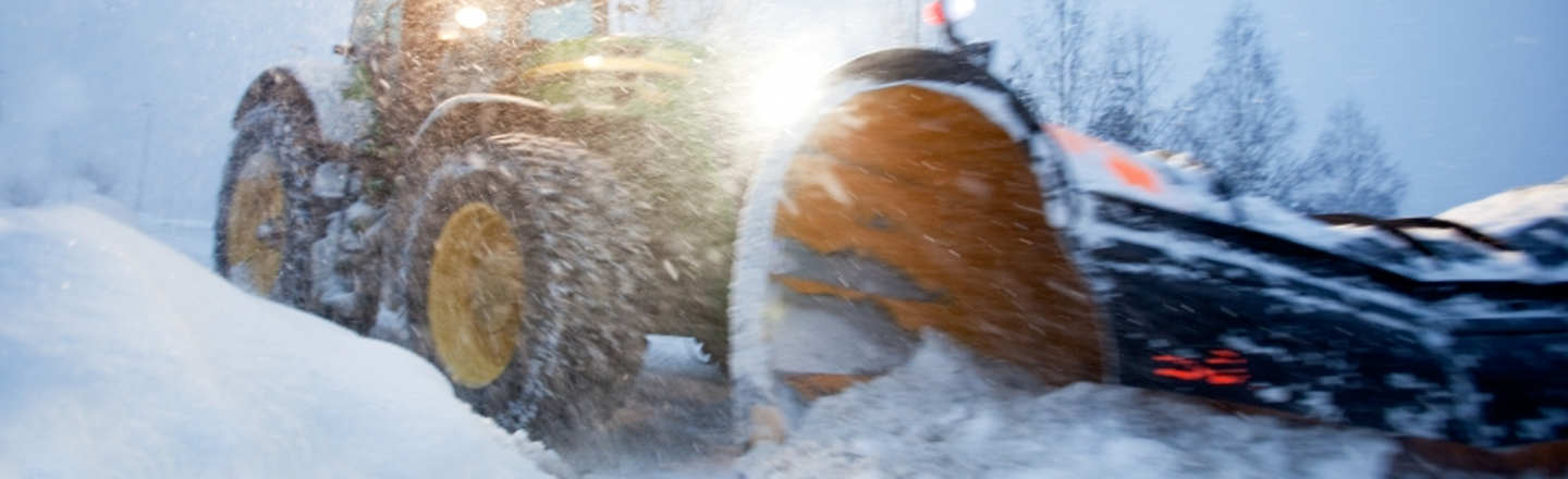 Commercial Contract Snow Removal